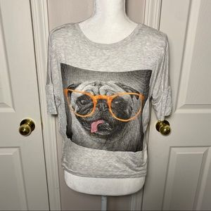 Sugar High graphic tee size small